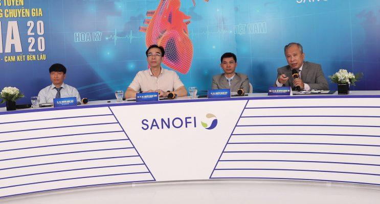 25% dân số Việt Nam mắc bệnh về tim mạch và tăng huyết áp