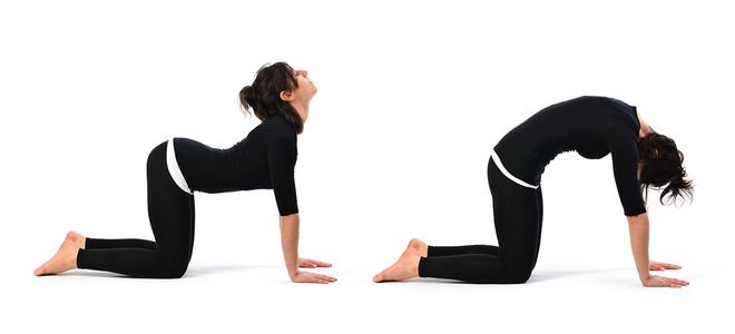 Bài tập giúp cột sống cổ linh hoạt hơn, giảm căng thẳng và đau nhức