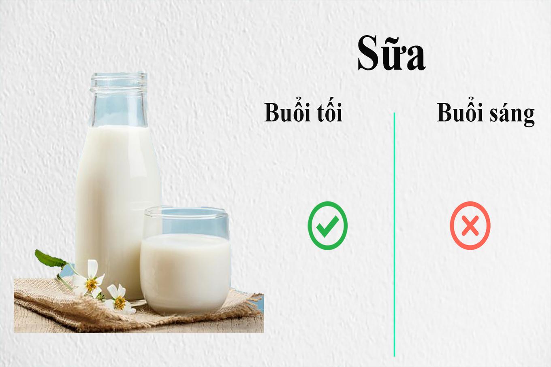 Uống sữa buổi tối trước khi ngủ có nhiều lợi ích cho sức khỏe