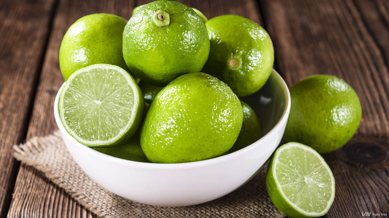 Chanh có nhiều vitamin C, chất xơ