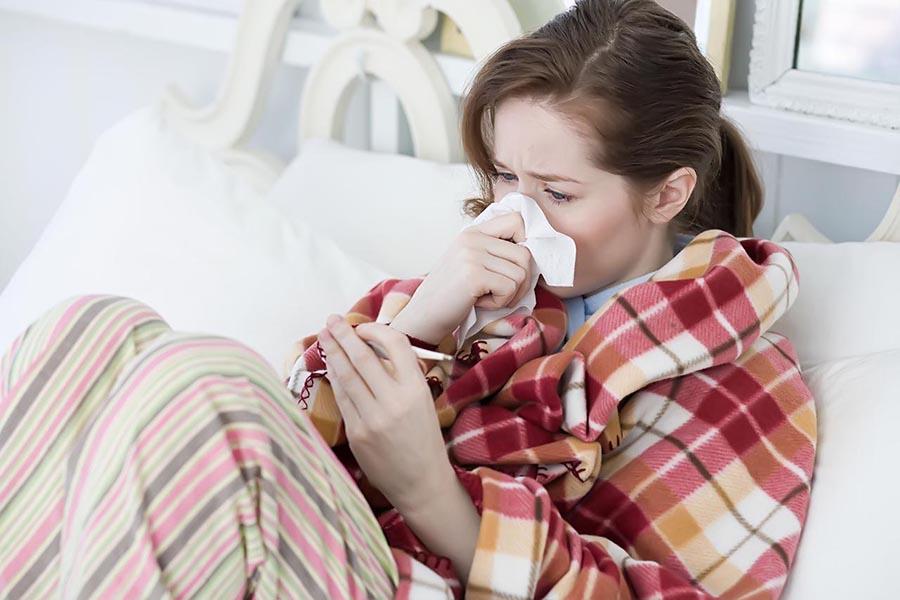 Thiếu hụt canxi khiến hệ miễn dịch suy yếu dễ mắc bệnh