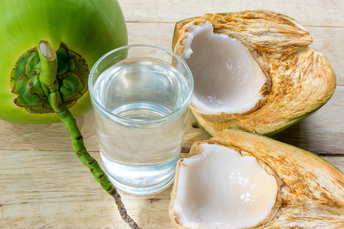 Nước dừa có khả năng giữ mức đường huyết ổn định