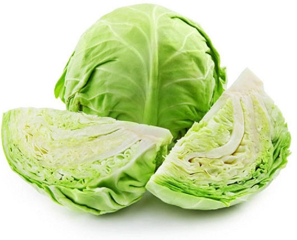 Bắp cải chứa ít kali ăn vào sẽ giảm bớt gánh nặng cho thận